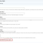 Allow Drupal 6 User Menu Always Visible